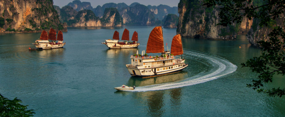 Halong indochina junk
