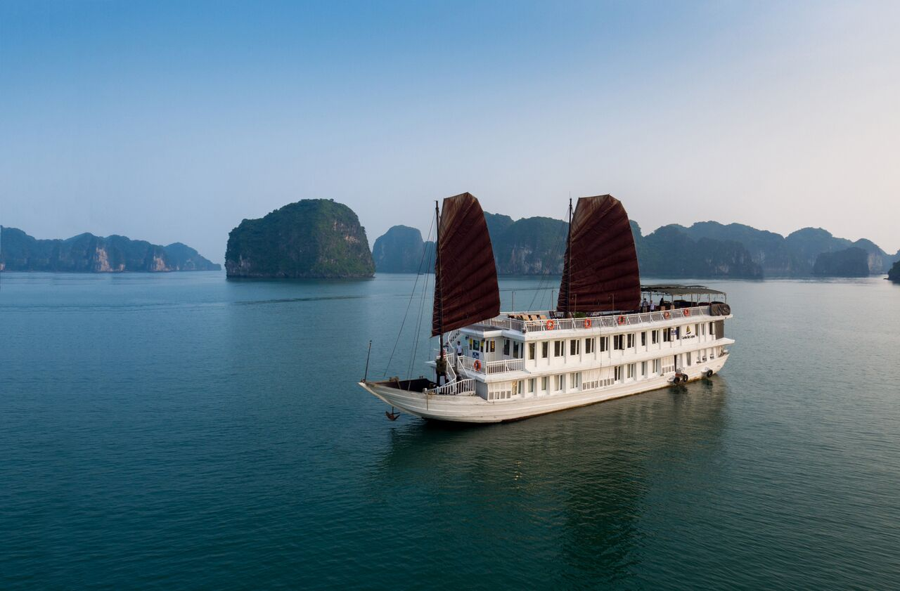 Halong Garden Bay Legend Cruise