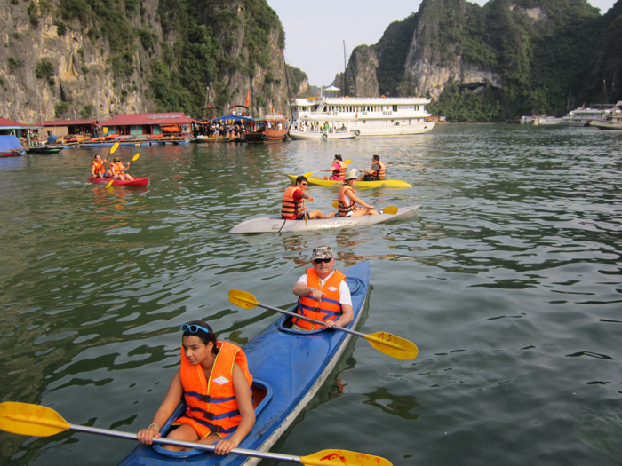 Weather in Halong bay