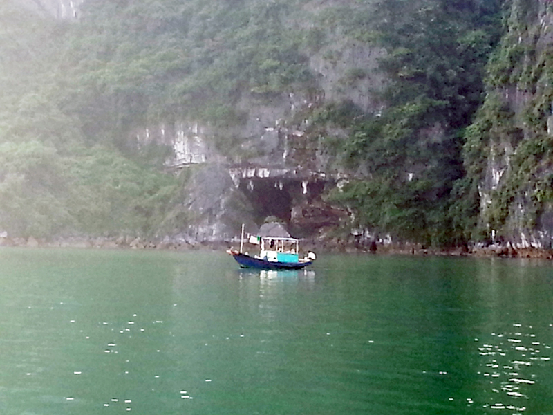 Halong Male - Virgin Cave